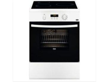 Cuisinière induction FAURE FCI6530CWA 3 foyers Blanc