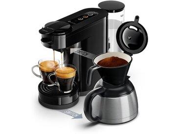 Cafetière à dosette Senseo PHILIPS HD6592/61 Switch Noir