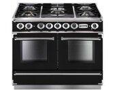 Piano de cuisson FALCON FCON1092DFBL/CM 110 noir