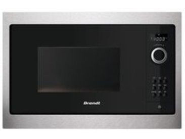 Four micro-ondes encastrable BRANDT BMS6115X INOX