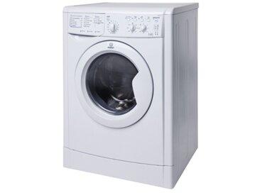 Lave-linge hublot séchant INDESIT IWDC7145FR Blanc