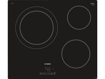 Table vitrocéramique BOSCH PKK611B17E Noir