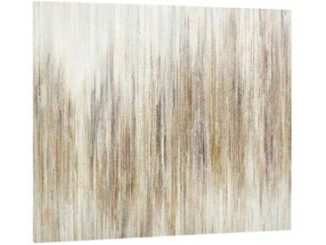 Peinture 120x100 cm ARTIFICE Gris