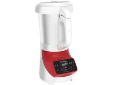Blender chauffant MOULINEX LM924500 Soup&Co rouge
