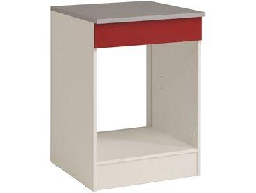 Volana Rouge - Meuble Four 60cm