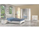 GOYA - Chambre Complète 160x200cm avec Commode