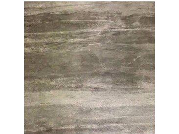 Extra LY-1331  Plateau bois stratifié HPL couleur beton gris clair epaisseur 40mm dimensions au choix