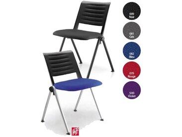 Sokoa SK-SMASH-B21 Chaise de réunion empilable crochetable de série