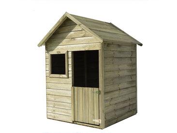 Maisonnette en bois - EMY
