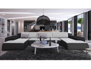 Canapé cuir de salon panoramique - Stolac - Simili cuir