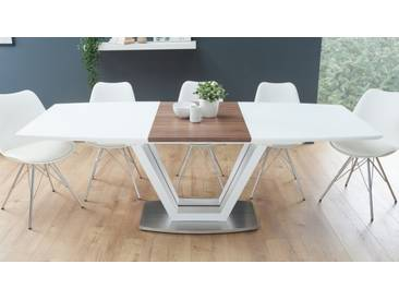 pratique extensible moderne Table manger et à tshQdCr