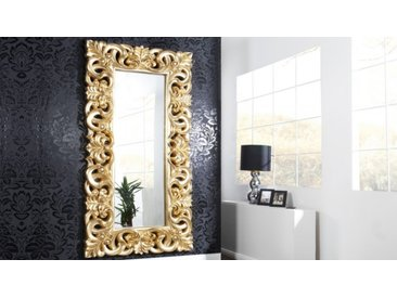 Grand miroir baroque rectangulaire - Chester - Doré