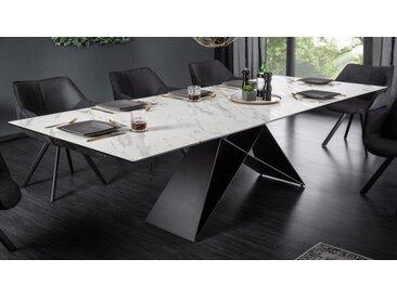 Table à manger design en céramique - Séville - Marbre