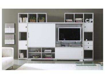 Mur TV complet avec portes - Split
