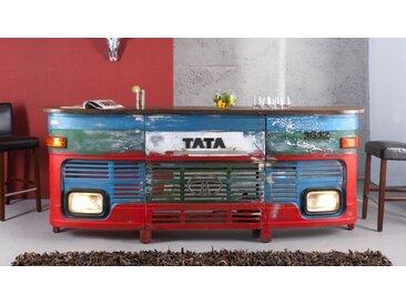 Bar camion industriel multicolore - Abran