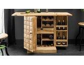 Bar design bois massif - Ramata - Acacia massif