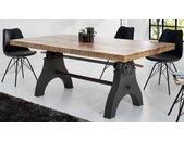 Table industrielle à manger réglable - Taylor