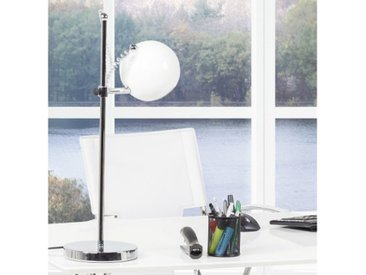 Lampe à poser en métal - Keops JR - Blanc