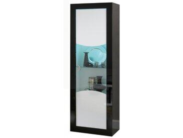 Colonne lumineuse de rangement design - Nevis - Ouverture sur la