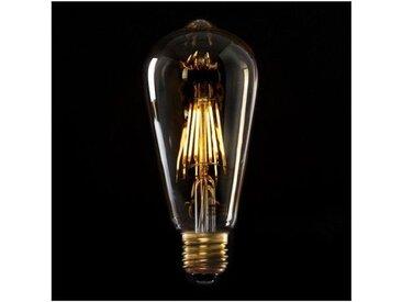 Ampoule Vintage LED Gold ST64 Edison 6W E27