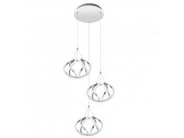 Lampe Suspendue LED Ronde 3 Apple 50 W