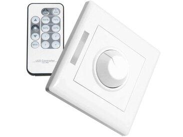 Variateur de puissance LED Triac 300W avec Télécommande IR