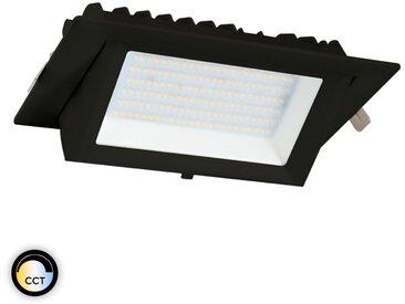 Projecteur LED SAMSUNG 130lm/W Orientable Rectangulaire 38W Noir CCT Sélectionnable LIFUD