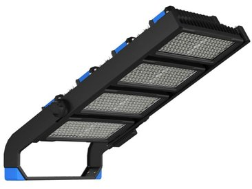 Projecteur LED Stadium Samsung 1000W 130lm/W Mean Well Dimmable