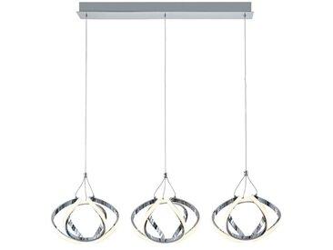 Lampe Suspendue LED Linéaire 3 Apple 50W