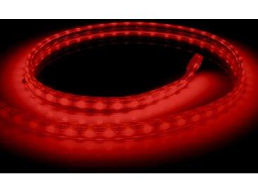 Ruban LED 220V AC 60 LED/m Rouge