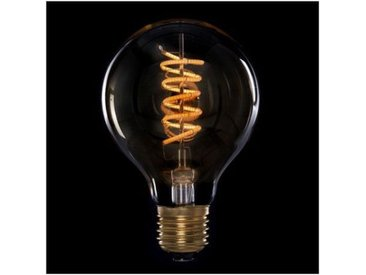 Ampoule Vintage LED Gold Dimmable G80 E27 4W Spirale