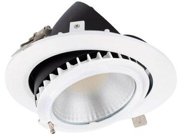 Projecteur LED SAMSUNG 120lm/W Rond Orientable Design 38W LIFUD
