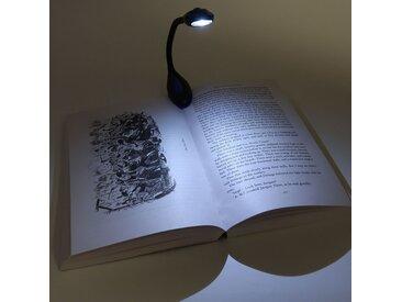 Lampe de lecture LED à pince