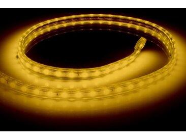 Ruban LED 220V AC 60 LED/m Orange