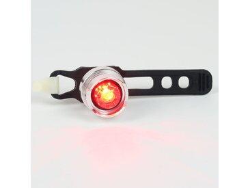 Veilleuse/Clignotant arrière LED rouge pour vélo