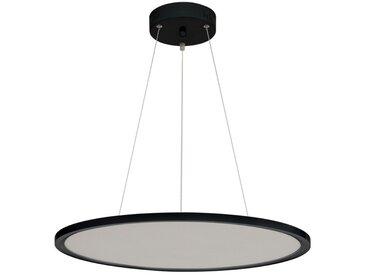 Lampe LED Suspendue Magnus 36W Noire