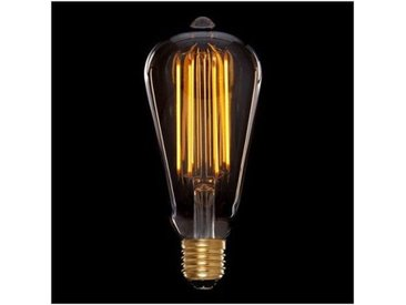 Ampoule Vintage LED Gold Dimmable ST64 E27 4W Edison
