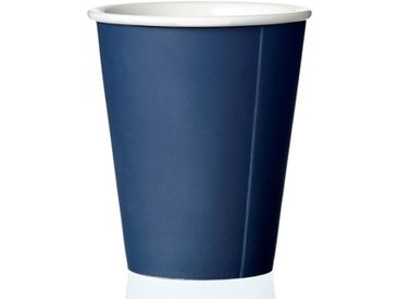 VIVA SCANDINAVIA tasse en porcelaine Laura Océan - Porcelaine - 20 cl - Bleu