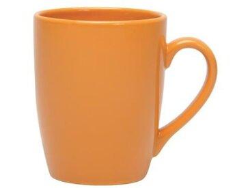 NOVASTYL Ibiza 2058109 Lot 6 Mugs 35cl - Orange - Faience
