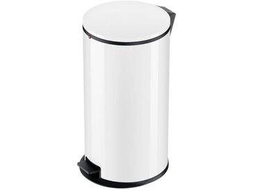 HAILO Poubelle à pédale Soft Closing Pure XL - 44L - Blanc