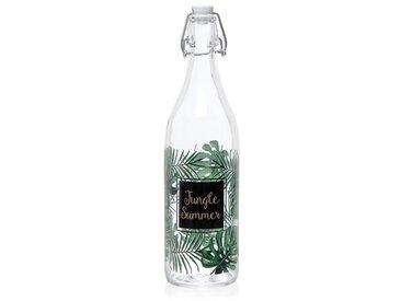 CERVE carafe à eau ou limonade 1l gamme jungle (Lot de 2)