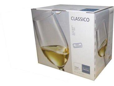 SCHOTT ZWIESEL Boîte de 6 verres à vin Classico - 22,1 cl