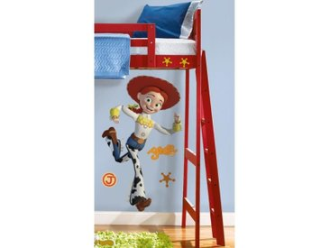 ROOMMATES Stickers DISNEY TOY STORY JESSIE repositionnables 117x28cm