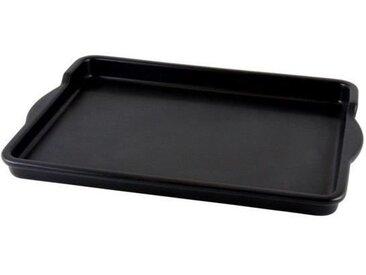 ABALONE EDITION - 540036001 - Plancha  - 36cm - Noir / Céramique flamme