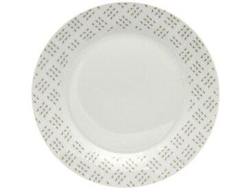 ABS T1908603-GX Service de table 18 pièces - Rosa Gris