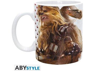 Mug Star Wars - 320 ml - Chewbacca Ep7 - subli - avec boite - ABYstyle