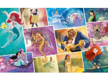 ROOMMATES Stickers DISNEY PRINCESSES STORYBOOK repositionnables 152x91cm