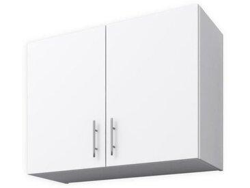 OBI Meuble haut de cuisine L 80 cm - Blanc mat