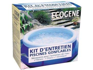 Kit entretien piscine hors sol - granulés chlore et anti-algues