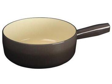 INVICTA PUV102907 Pot fondue - Ø 20 cm - Taupe
